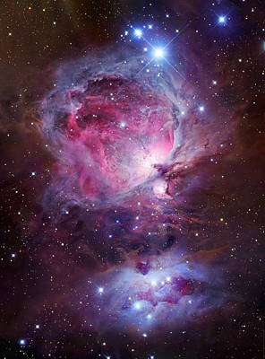 Orion Sword Print by Celestial Images