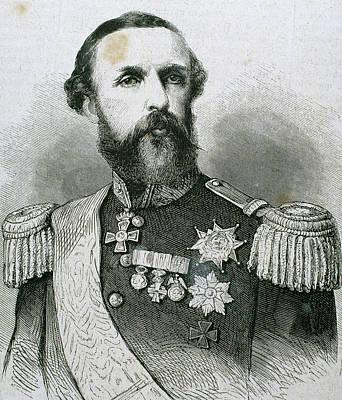 Oscar Photograph - Oscar II (stockholm 1829-stockholm, 1907 by Prisma Archivo