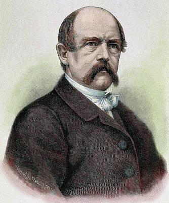 Bismarck Photograph - Otto-leopold Bismarck, Prince by Prisma Archivo