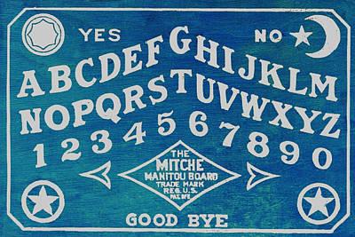 Ouija Board 2 Original by Tony Rubino