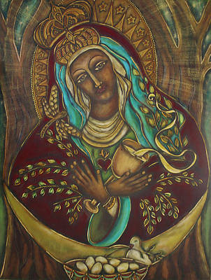 Our Lady Gate Of Dawn Original by Marie Howell Gallery