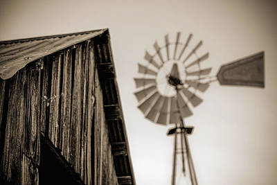 Del Rio Tx Print featuring the photograph Out Of Focus by Amber Kresge