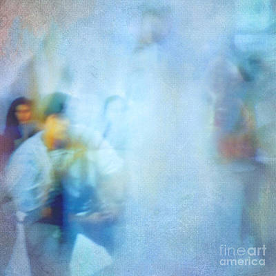 Out-of-focus Print by VIAINA Visual Artist