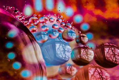 Colorful Art Photograph - Out Of This World by Sara Frank