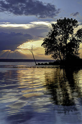 Keuka Photograph - Out On Point by Michele Steffey