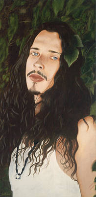 Soundgarden Painting - Outshined by Jena Rockwood