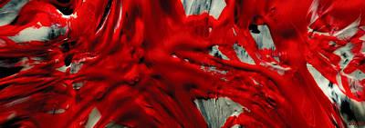 Ovary Explosion Fast Forward Print by Sir Josef Social Critic - ART
