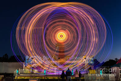 Magic Carpet Ride Photograph - Over Sideways And Under On A Magic Carpet Ride Aladdin by Dawna  Moore Photography