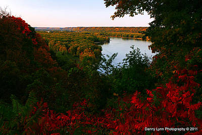 Photograph - Fall Colors by Dan  Dickerson