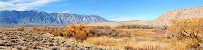 Owens Valley Pano Original by Marilyn Diaz