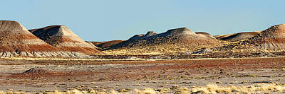 Digital Photograph - Painted Desert Hills Page 3 Of 5 by Gregory Scott