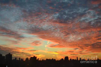 Robert Daniels Photograph - Painted Sky by Robert Daniels