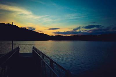 Paintsville Lake Original by Lena Auxier