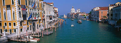 Cavalli Photograph - Palace At The Waterfront, Palazzo by Panoramic Images