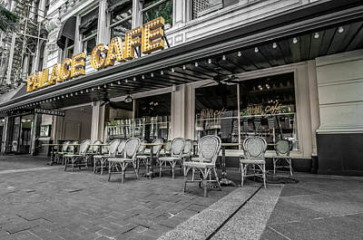 Andy Crawford Photograph - Palace Cafe In New Orleans 2 by Andy Crawford