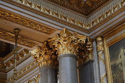 France Photograph - Palace Of Versailles - Paris France - 011359 by DC Photographer