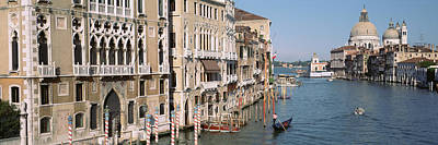 Cavalli Photograph - Palazzo Cavalli Franchetti, Venice by Panoramic Images