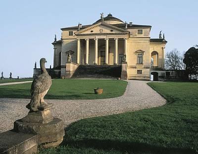 Palladio, Andrea Di Pietro Dalla Print by Everett