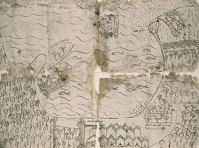 Panama Settlement, 1541 Print by Granger