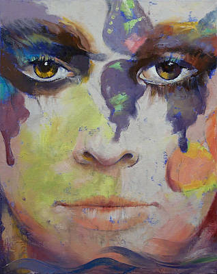 Shadows Painting - Pandora by Michael Creese
