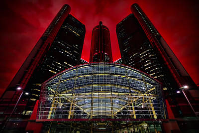 Panic In Detroit Original by Gordon Dean II