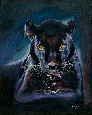 Panther  Original by Ascension Nelson