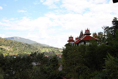 Panviman Chiang Mai Spa And Resort - Chiang Mai Thailand - 011328 Print by DC Photographer