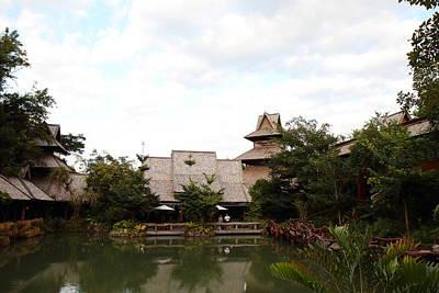 Hotel Photograph - Panviman Chiang Mai Spa And Resort - Chiang Mai Thailand - 011350 by DC Photographer
