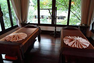 Panviman Chiang Mai Spa And Resort - Chiang Mai Thailand - 011364 Print by DC Photographer