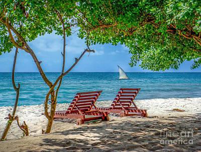 Paradise  Original by Eleni Mac Synodinos