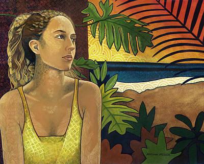 Paradise Original by Nathan Miller