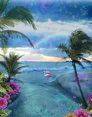 Alixandra Mullins Photograph - Paradise Ocean by Alixandra Mullins