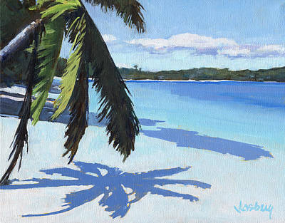 Haleiwa Painting - Paradise by Stacy Vosberg