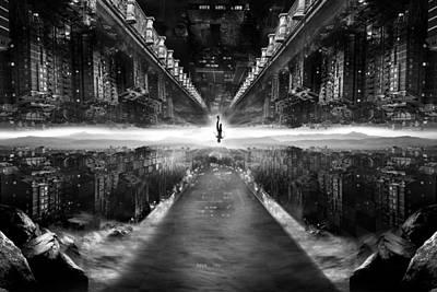 Parallel World Original by Ivan Vukelic