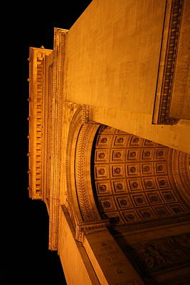 Unknown Photograph - Paris France - Arc De Triomphe - 01132 by DC Photographer