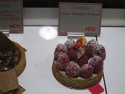 Paris France - Pastries - 1212144 Print by DC Photographer