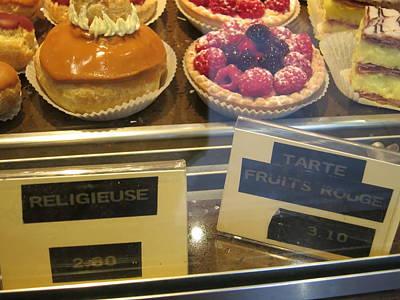 Sugar Photograph - Paris France - Pastries - 121267 by DC Photographer
