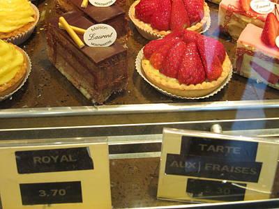 Paris Photograph - Paris France - Pastries - 121271 by DC Photographer