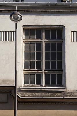 Photograph - Paris Geometry 3 by Art Ferrier