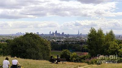 Parliament Hill Fields Original by John Chatterley