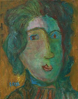 Painting - Pascal by Oscar Penalber