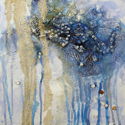 Painting - Passage 51 by Carlynne Hershberger