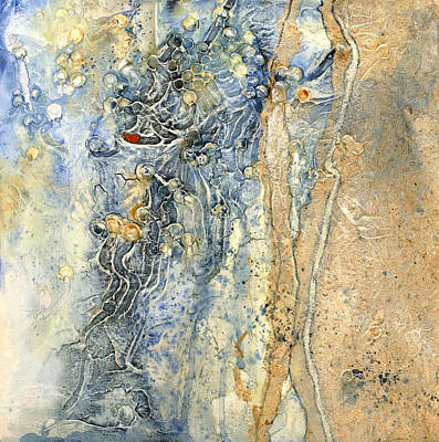 Painting - Passage 52 by Carlynne Hershberger