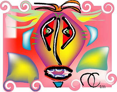 Passion Fruit Digital Art - Passion Fruit by Andy Cordan