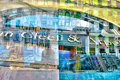 America Photograph - Passion Nyc On 5th Avenue by Sabine Jacobs