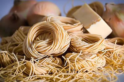 Pasta Prep Print by Mountain Dreams