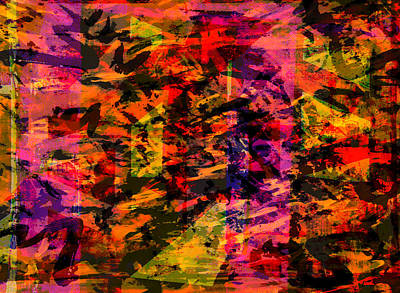 Abstract Photograph - Patchwork by James Chesnick
