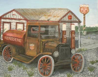Patina Original by Larry Lamb