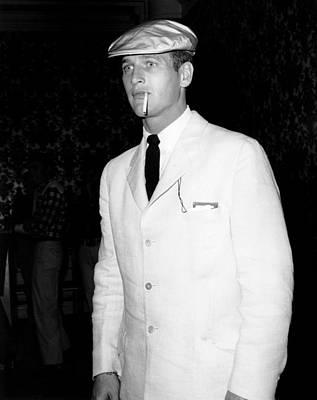 1950s Candids Photograph - Paul Newman, Ca. Late 1950s by Everett