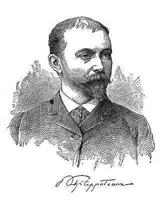 1880s Painting - Paul Philippoteaux (1846-1923) by Granger